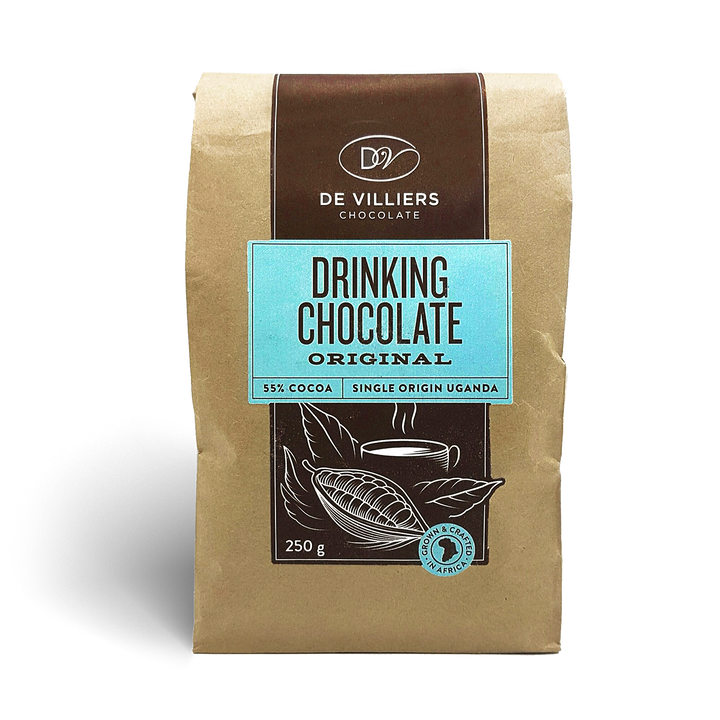 Drinking Chocolate Original - De Villiers Chocolate
