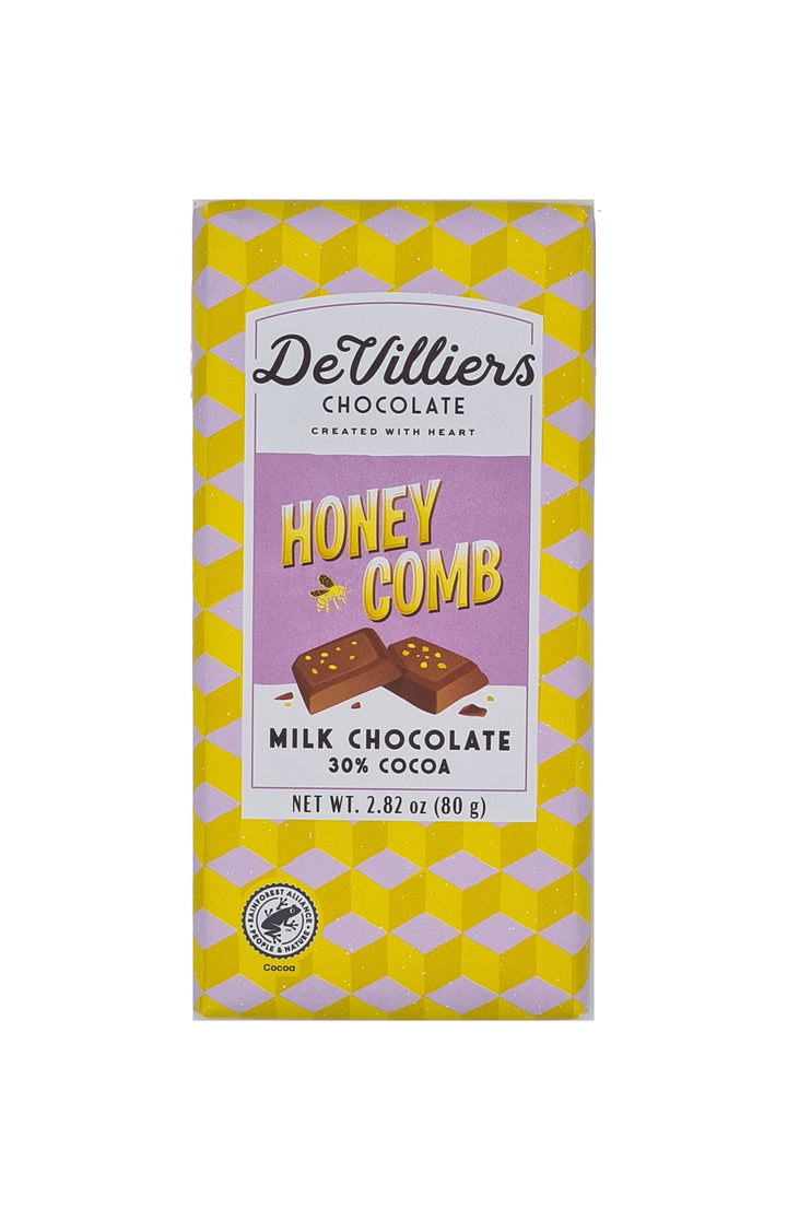 Honeycomb - De Villiers Chocolate