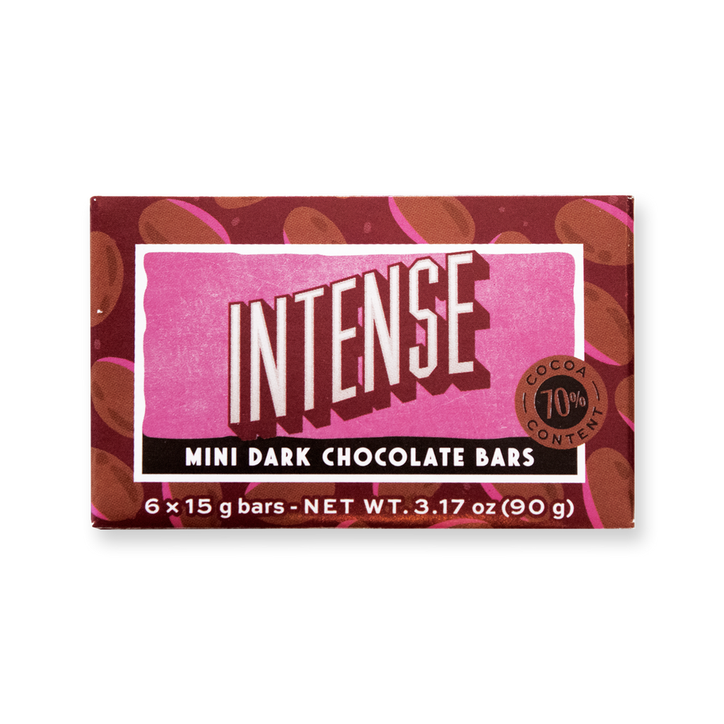 Mini Bar Pack Intense Cocoa Dark