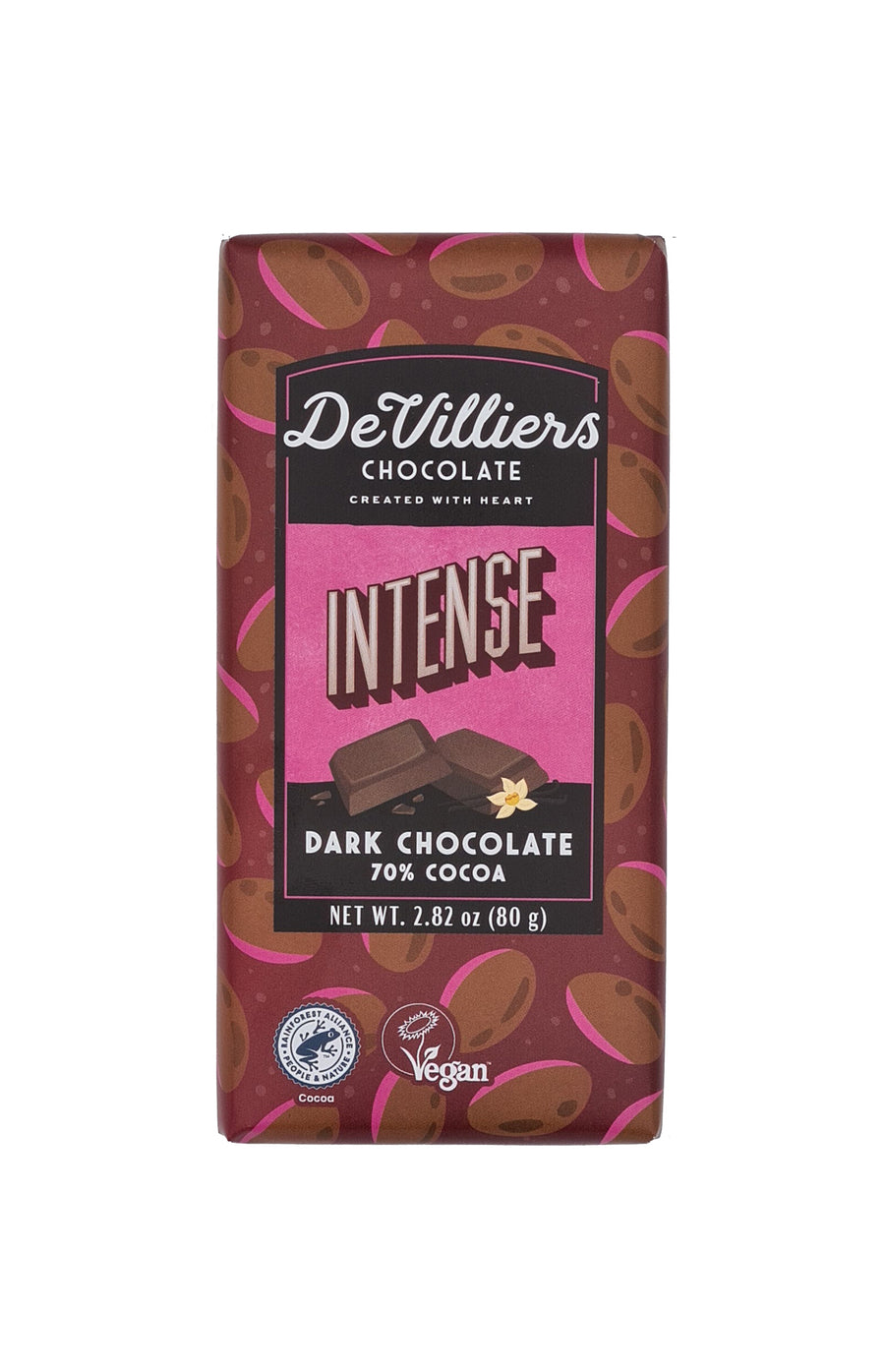 Combo Pack Dark - De Villiers Chocolate