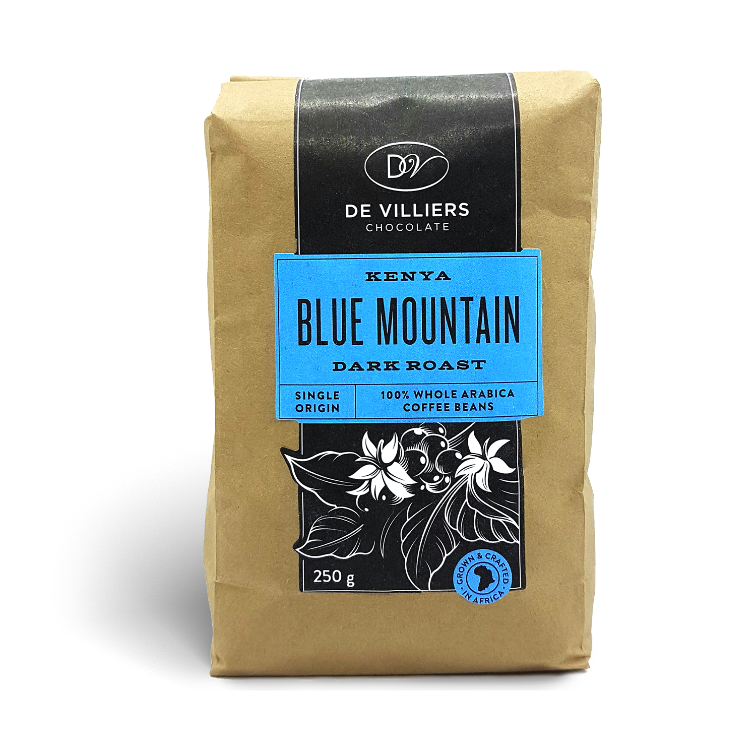 Kenya Blue Mountain Coffee Beans