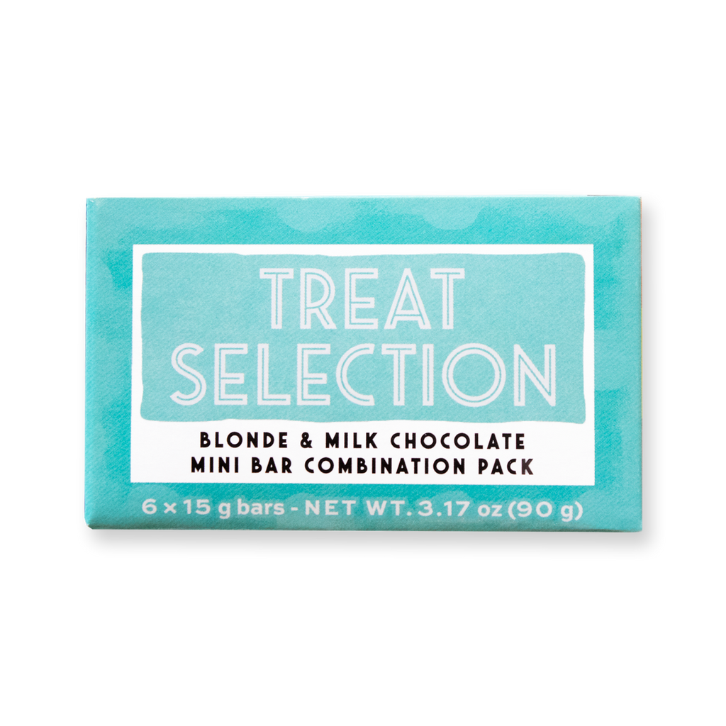 Mini Bar Pack Treat Selection - De Villiers Chocolate