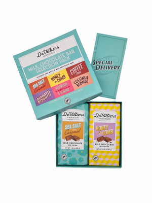 Combo Pack Milk - De Villiers Chocolate