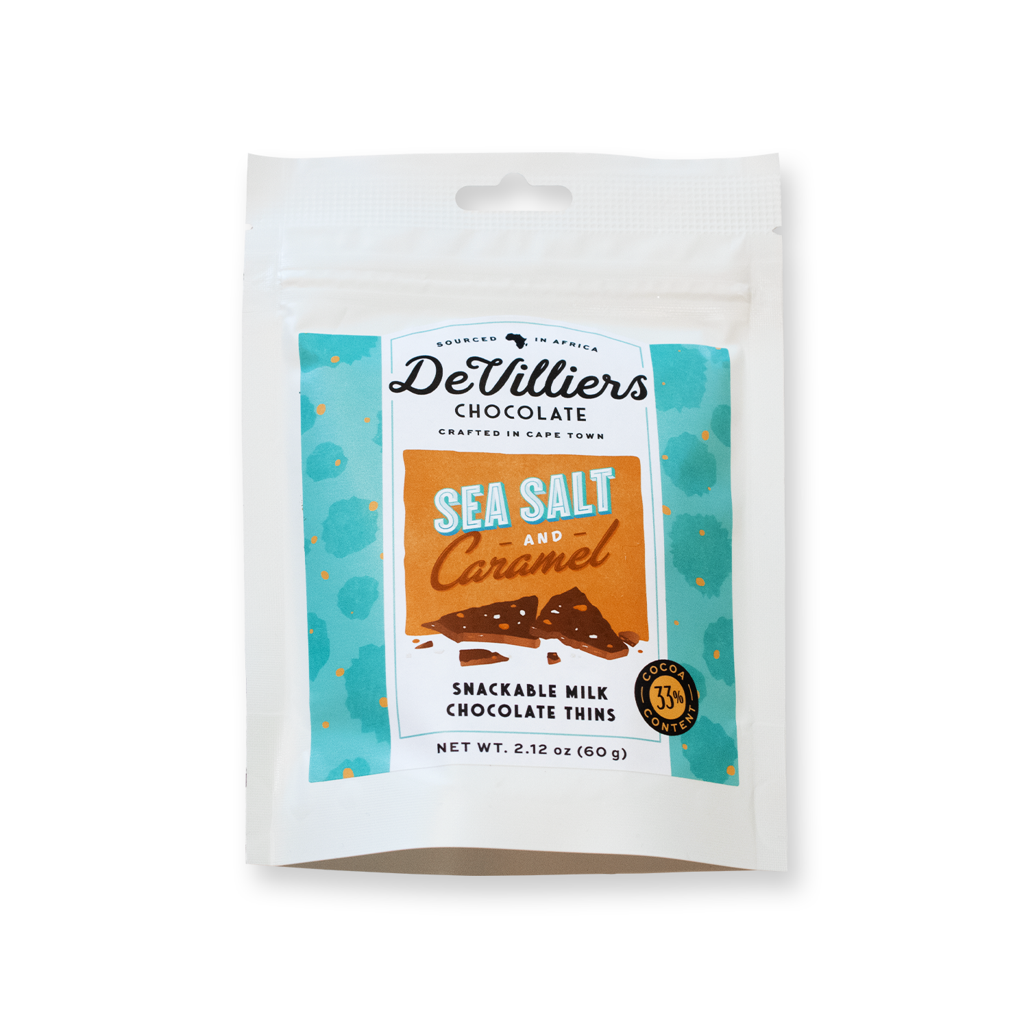 Sea Salt & Caramel Thins