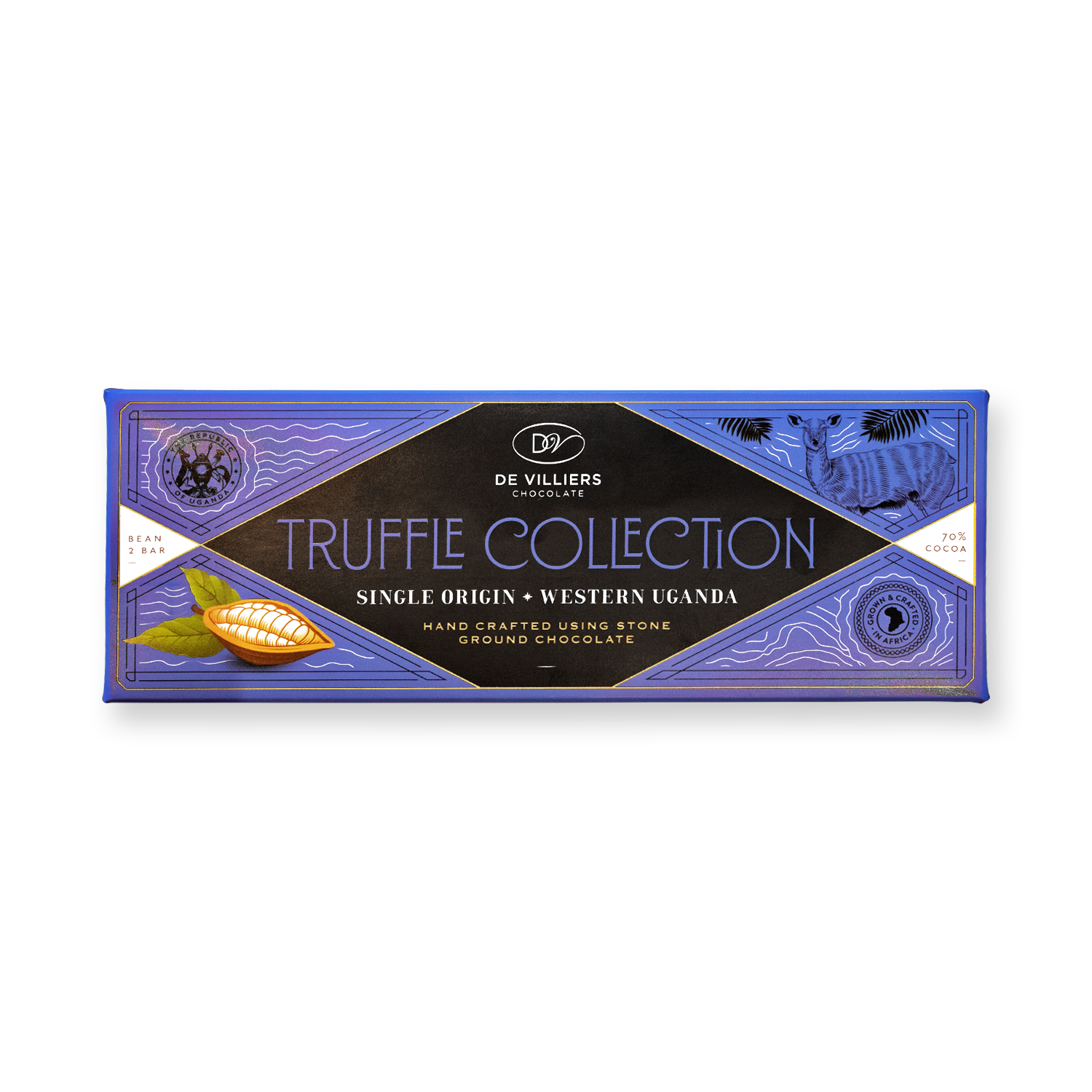 Single Origin Truffles Fine Assortment
