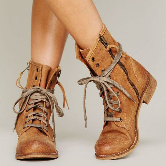 Daily  All Season Flat Heel Boots