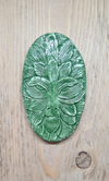Detail of Green Man Art