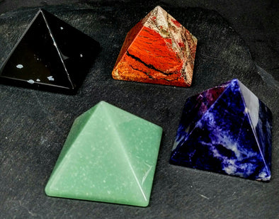 Gemstone Pyramid