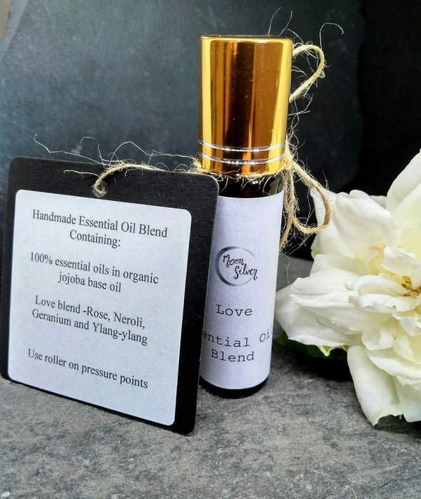 Essential Oil Blend Perfume in Jojoba Oil Base