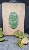 Moonsilver Ceramic Green  Man