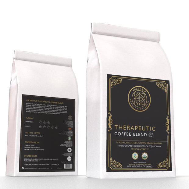 Therapeutic Coffee Wholesale - Yahui Bio
