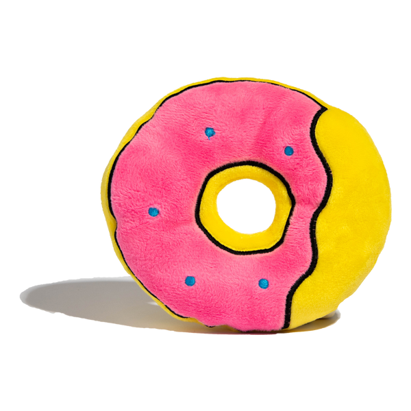 Odd Future x Fresh Pawz Donut Chew Toy