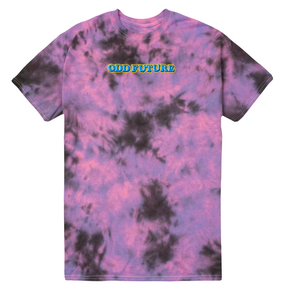 Odd Future x Santa Cruz Crystal Wash Dripping Donut Tee