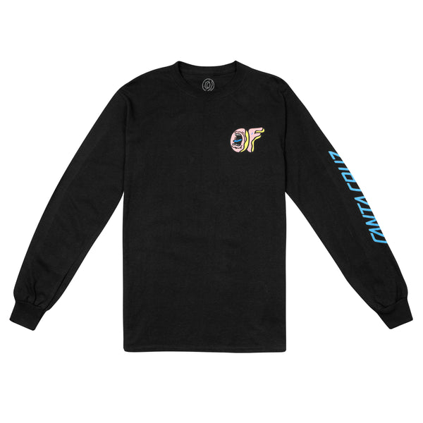 Odd Future x Santa Cruz Donut Long Sleeve