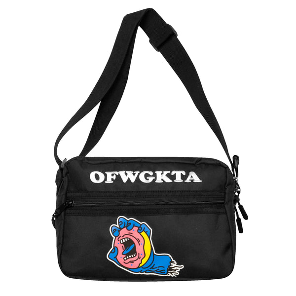 Odd Future x Santa Cruz Screaming Donut Shoulder Bag