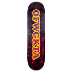 Odd Future x Santa Cruz OF Hand Skate Deck