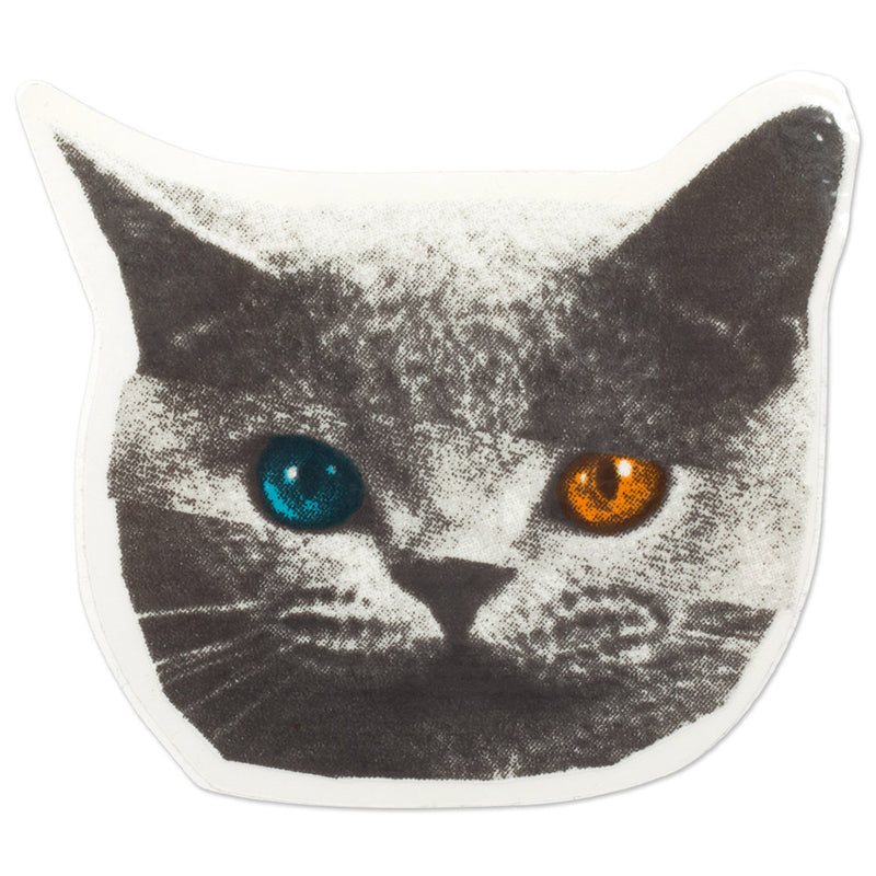 TRON CAT STICKER-Odd Future