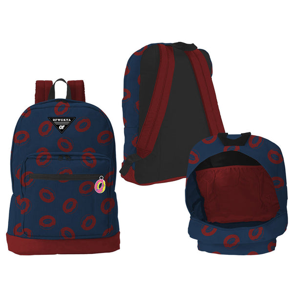 ALLOVER DONUTS BACKPACK-Odd Future