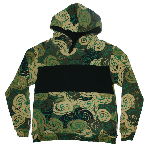 INFINITY O PULLOVER HOODIE-Odd Future