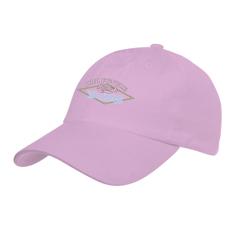 OF X RANDY'S DONUTS HAT PINK-Odd Future