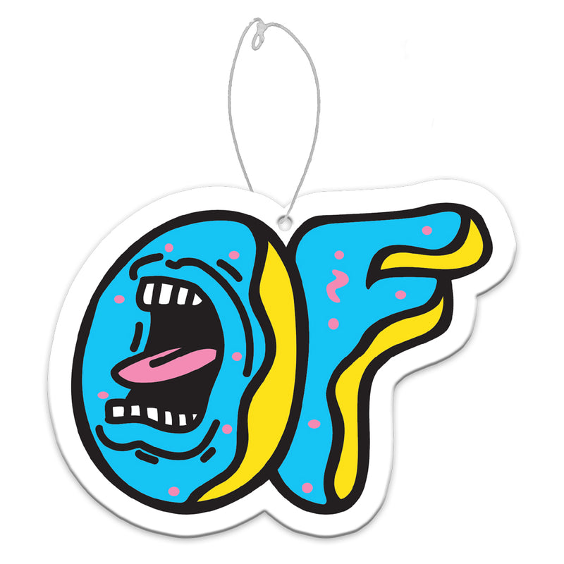 OF x Santa Cruz Air Freshener-Odd Future
