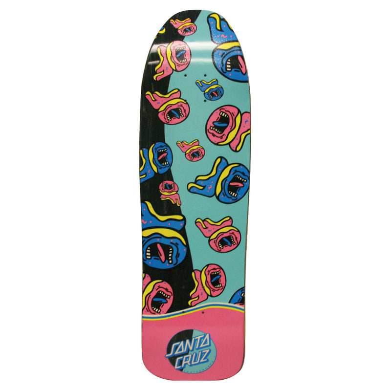 "OF x SC Screaming Donut deck 9.35""-Odd Future"