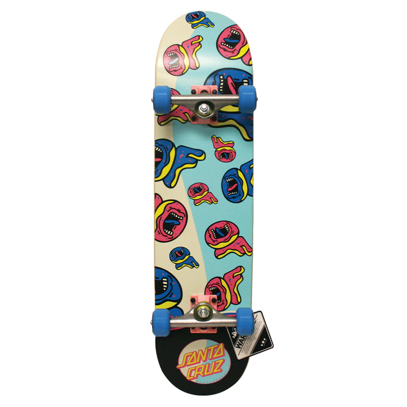 OF x SC Screaming Donut skateboard-Odd Future