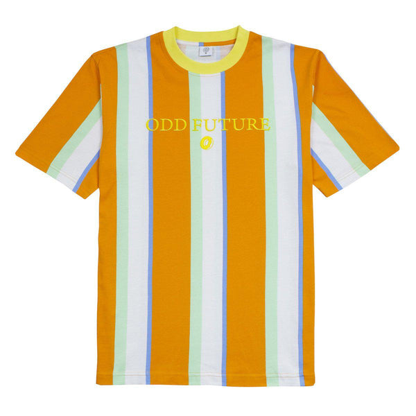 OF STRIPED CONTRAST TEE - Odd Future