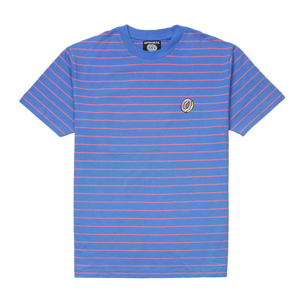 ALLOVER THIN STIPED LOGO TEE - Odd Future