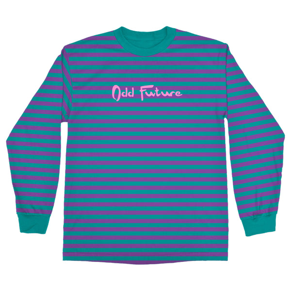 Odd Future Scribble Long Sleeve-Odd Future