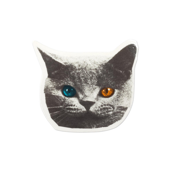 Tron Eye Cat Sticker