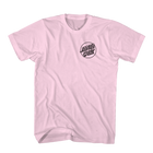 Santa Cruz/Screaming OF CIRCLE LOGO TEE-Odd Future