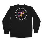 Santa Cruz/Screaming OF CIRCLE LOGO LS TEE-Odd Future