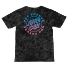 DONUT O CIRCLE SANTA CRUZ LOGO LADIES TEE-Odd Future