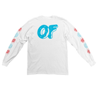 SANTA CRUZ/OF LS LADIES TEE-Odd Future