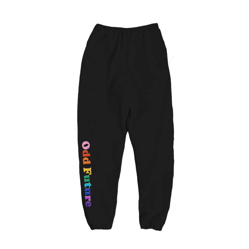 OF Rainbow Fleece Joggers
