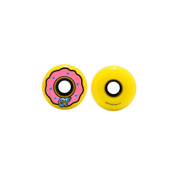 Odd Future x Santa Cruz Donut Wheels