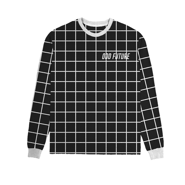 Grid Long Sleeve