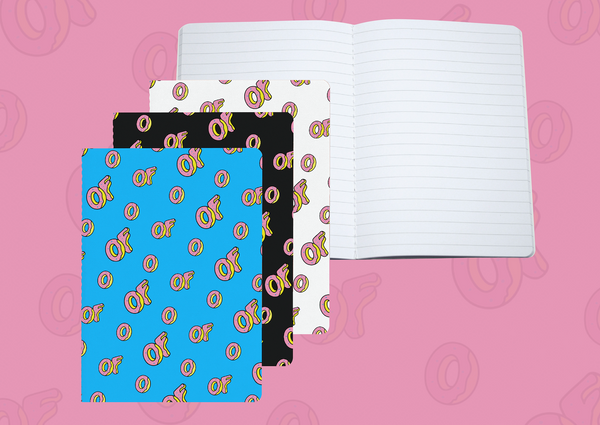 FREE NOTEBOOK WITH CYBER MON ORDER