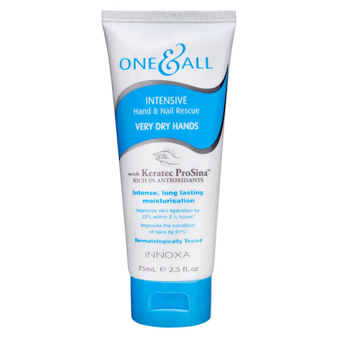One & All Intensive Hand & Nail Rescue Cream Very Dry Hands