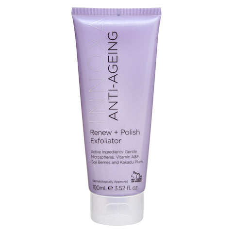 Renew + Polish Anti-Ageing Exfoliator