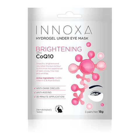 Brightening Hydrogel Under Eye Mask