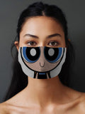 Artilea Printed Cotton Mask - SA9105-3