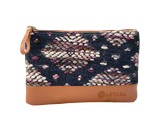 Ikat Pouches - Abstract