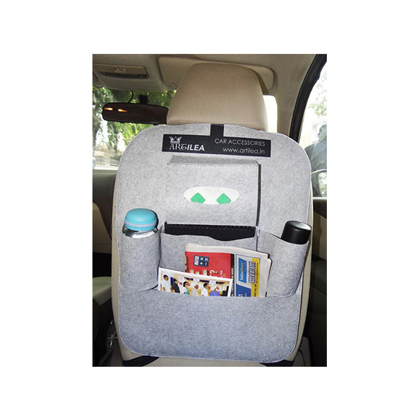 Car Organizer - Grey