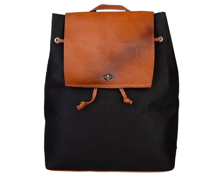 Bagpack - Black Black Backpack Artilea