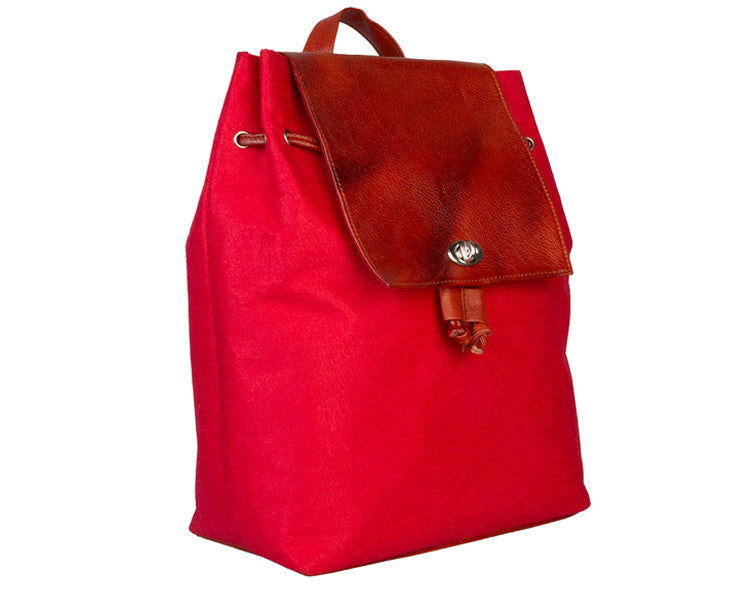 Bagpack - Red  Backpack Artilea