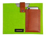 Artilea Apple iPad Pro Sleeve with iPhone pocket