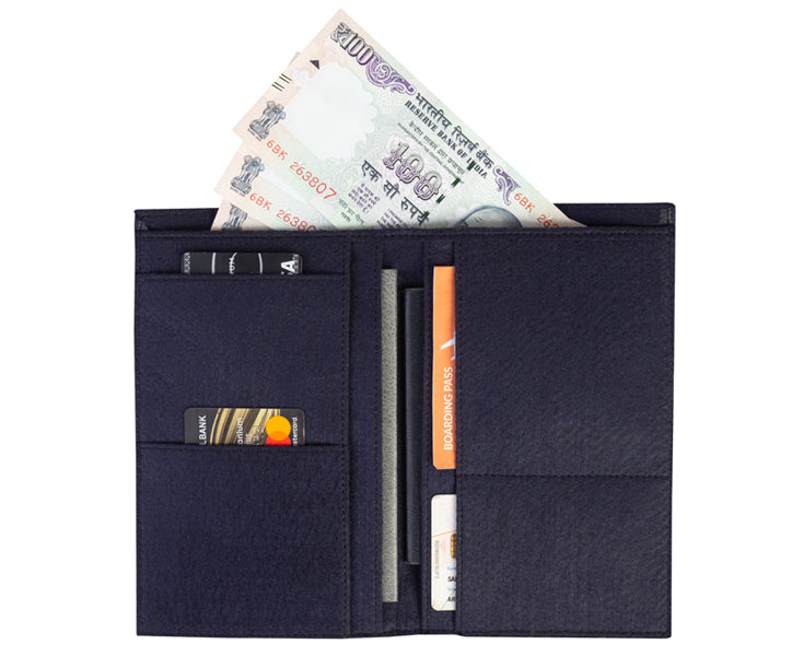 Travel Wallets - Blue