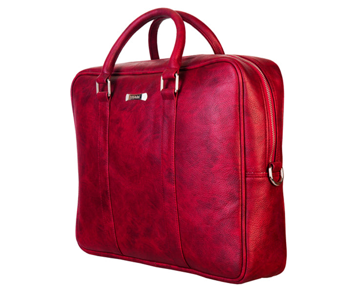 Laptop Bag - SA9035SR  - Maroon Texture  Laptop Bag Artilea